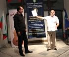 Награждаване за принос развитието на китарата- International Guitar and Violin Festival 2014 Gotse Delchev
