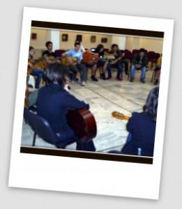 групови уроци по китара