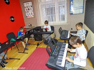 пиано групи