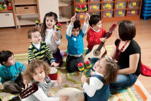 Музика за деца
