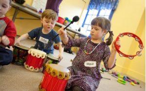 Музика за най-малките
